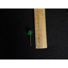 Lot of palm trees of 30 mm
