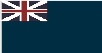 blue English flag