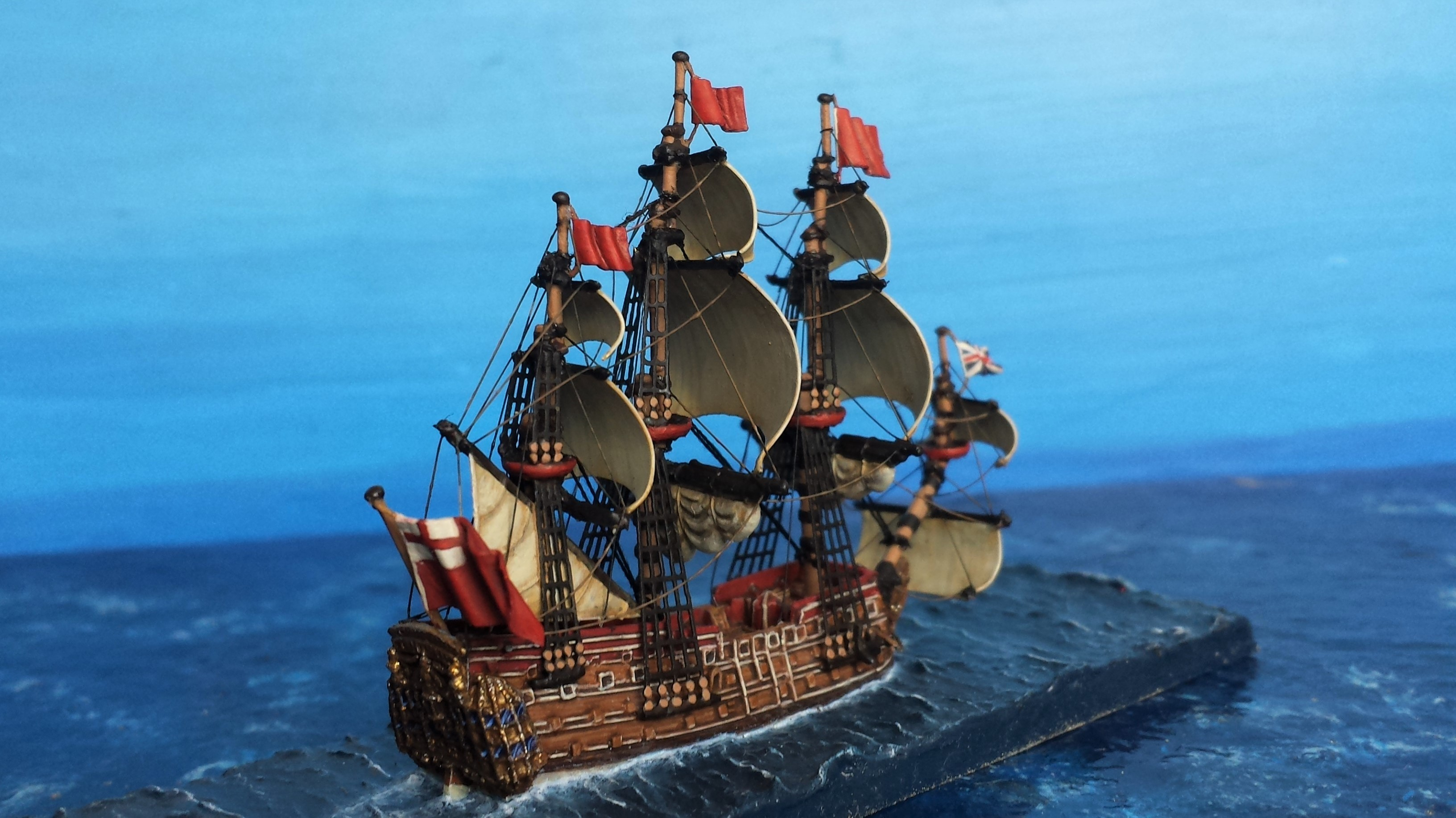Anglo-Dutch wars ships